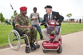 Armed forces personal independence payments